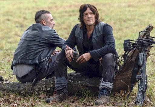 The Walking Dead Fauxnale Scoop