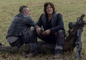 the walking dead season 10 norman reedus jeffrey dean morgan