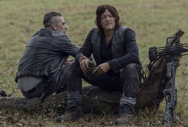 Walking Dead Fall Preview: EP Promises an 'Epic Clash' in Season 10 'Fauxnale' — Plus, Maggie to the Rescue?