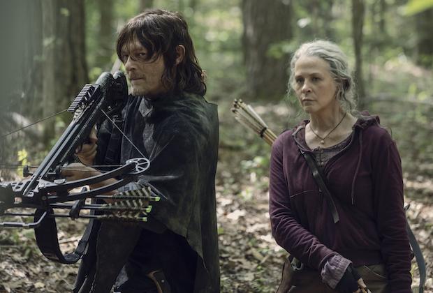 walking dead ultimi sei episodi 10° stagione data premiere