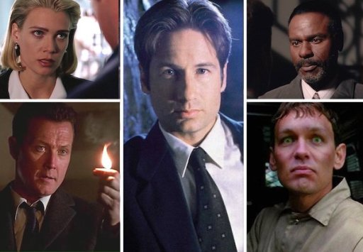 The X-Files Best characters all time list ranked photos