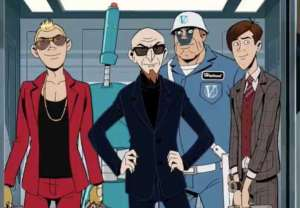 Venture Bros Cancelled