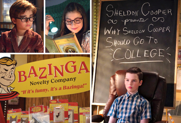 Young Sheldon Is Just Your Average Kid in Alternate Universe Episode — Watch