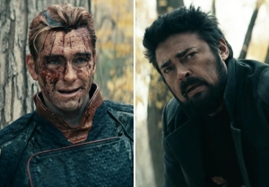 Antony Starr and Karl Urban The Boys Season 2
