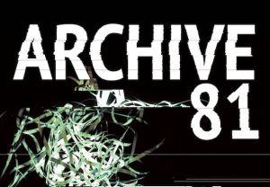 Arhive 81 TV series