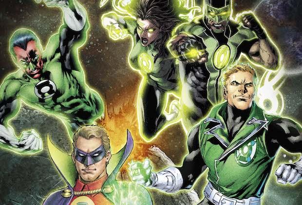 Green Lantern HBO Max Series