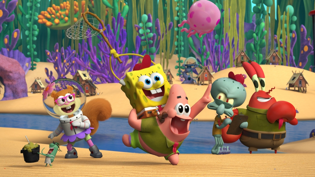 Kamp Koral SpongeBob