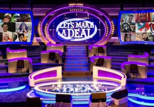 Lets Make a Deal New COVID Set