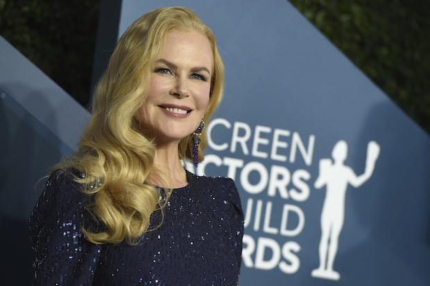 Nicole Kidman Amazon Series