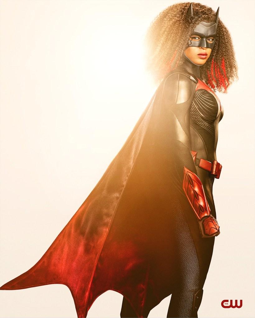 Batwoman New Batsuit Season 2