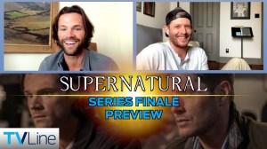 Supernatural Series Finale Preview
