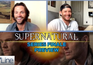 Supernatural Series Finale Preview