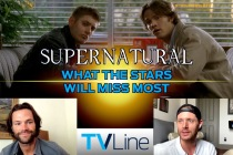 Supernatural Video: Jensen Ackles and Jared Padalecki Reveal What They Will Miss Most About Working Together