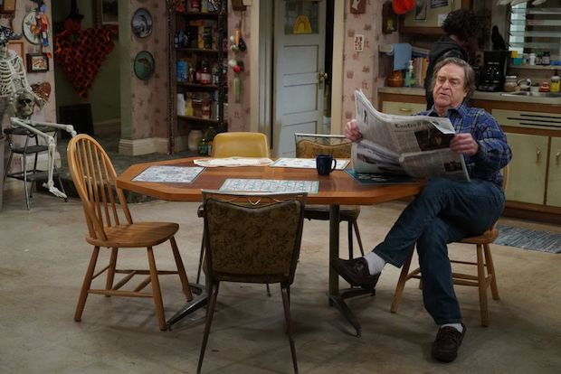 Halloween 2020 Review With Spoilers Little Boy The Conners' Erases Jerry Garcia — Roseanne and Dan's Youngest Son