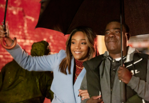 Tiffany Haddish Leaving The Last OG