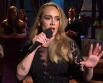 Adele signing - 'Saturday Night Live' Bachelor Sketch Video