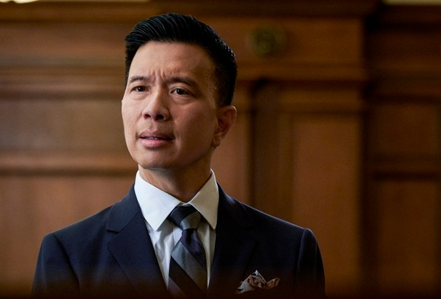 All Rise Reggie Lee