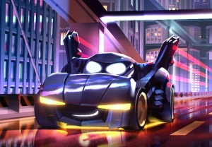 Batwheels Animated Series