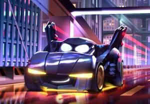 Batwheels Animated Series