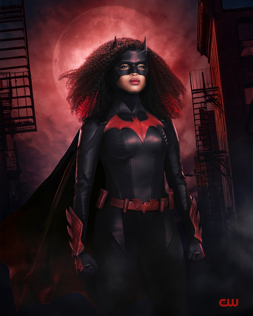 Batwoman New Batsuit Season 2