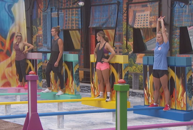 Big Brother Triple Eviction