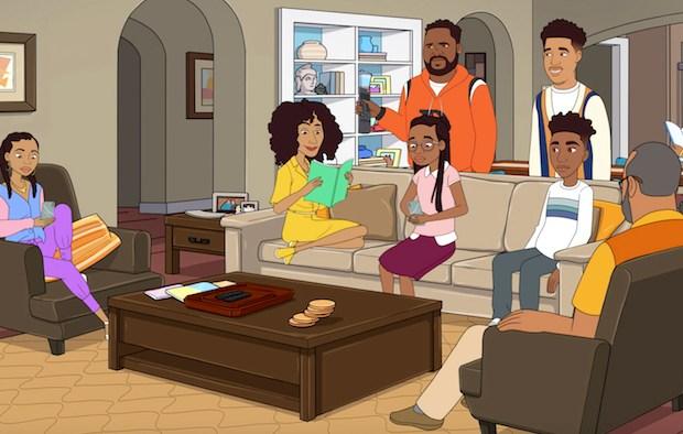 blackish season 7 animated special