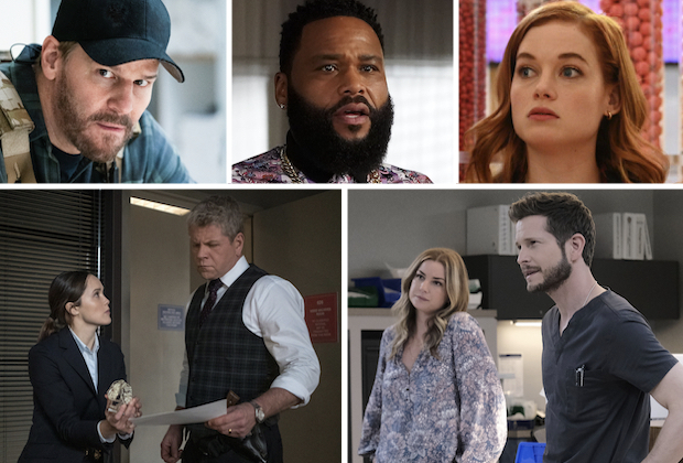 Renewed Cancelled Shows List