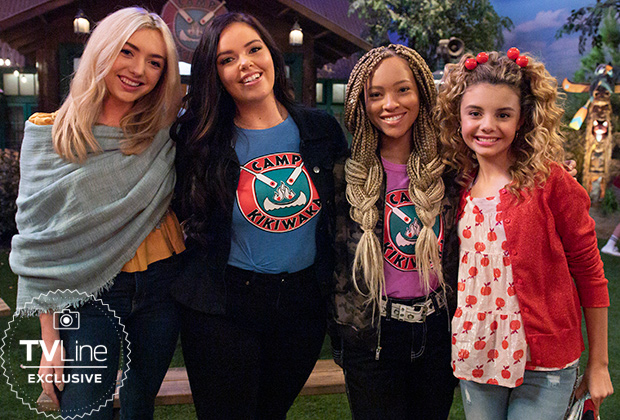 Peyton List Returning to Bunk'd in Season 5 Premiere — First Look