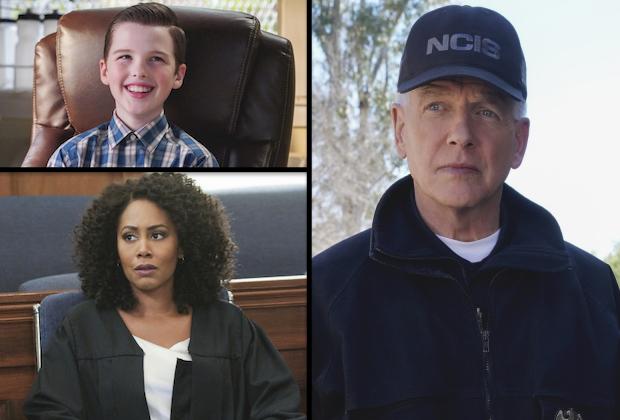 CBS NCIS Premiere Date Young Sheldon
