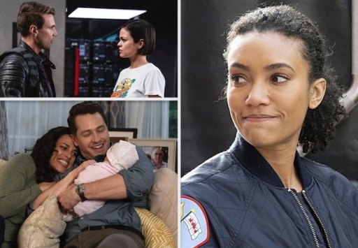Chicago Fire spoilers Foster Leaving