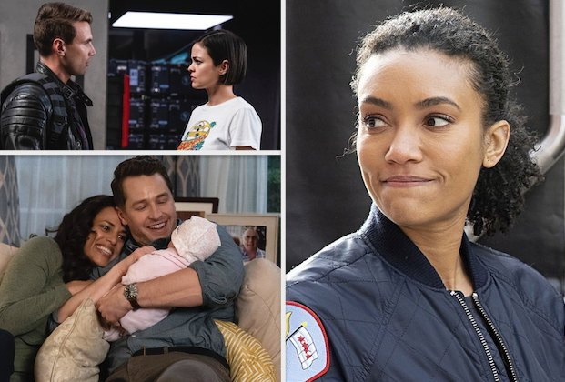 Matt's Inside Line: Scoop on NCIS: LA, Chicago Fire, Manifest, The Boys, SEAL Team, Supernatural, S.W.A.T. and More