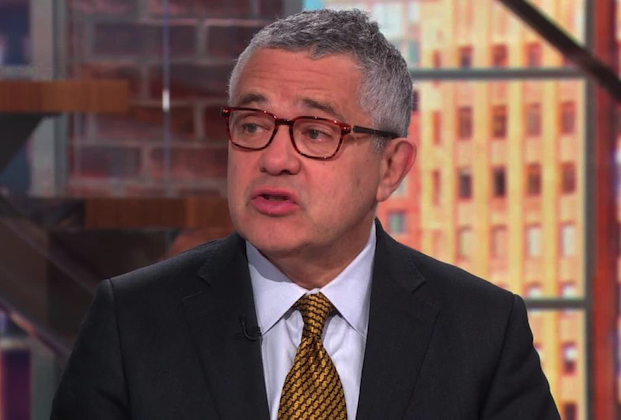 CNN's Jeffrey Toobin Taking 'Time Off' in Wake of 'Embarrassing' Zoom Gaffe