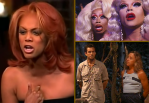 Craziest Reality Moments America's Next Top Model Tyra Freaks Out