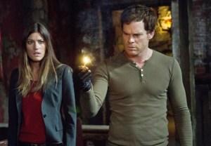 Dexter Revival Deb Dead