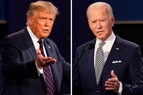 Trump and Biden's Microphones Will Be Muted During Final Presidential Debate