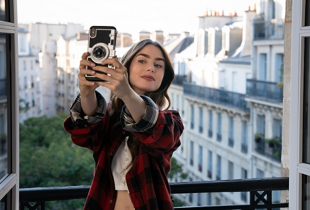 Emily in Paris Netflix