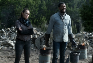 Fear the Walking Dead Recap: Divided We Fall — Plus, Victor Gets 'Stranded'