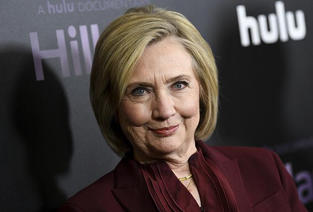 Hillary Clinton The Woman's Hour
