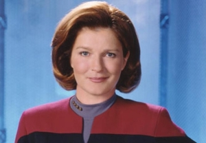 Janeyway in Star Trek prodigy
