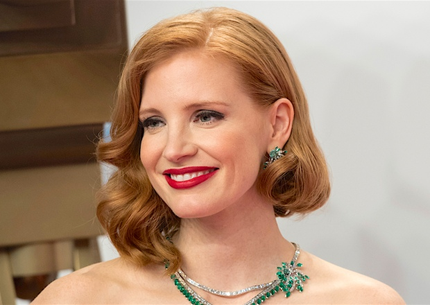 Jessica Chastain Scenes From a Marriage