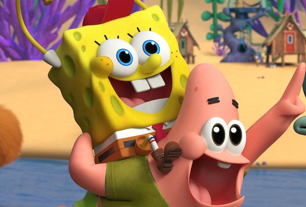 SpongeBob Kamp Koral
