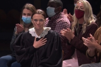 SNL Premiere: Kate McKinnon Pays Tribute to Ruth Bader Ginsburg