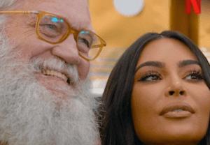Letterman Kim Kardashian