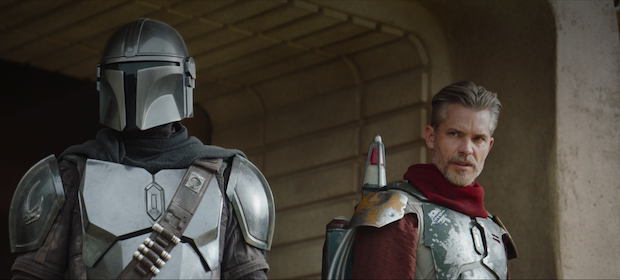The Mandalorian Recap Season 2 Episode 1 Return To Tatooine Tvline Copper dragon armor 5 by jafantasyart on deviantart. mandalorian recap season 2 episode