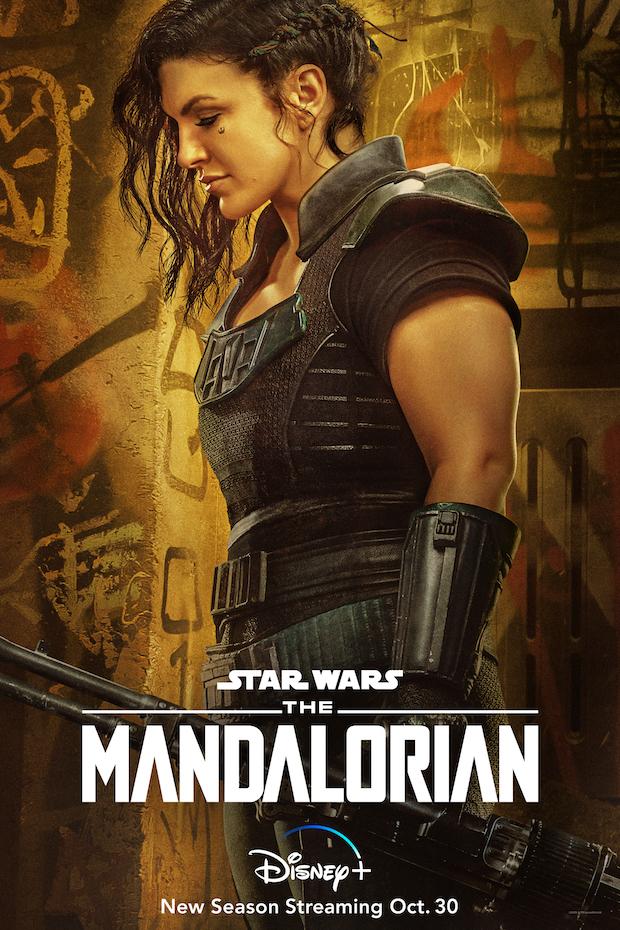 2 Baby 'The Posters: Yoda Season Character Mandalorian'