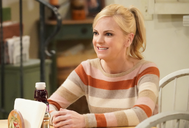 Anna Faris on 'Mom,' Not in Season 8