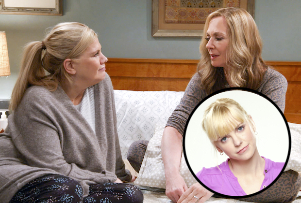 Mom Season 8, Episode 1 - Anna Faris as Christy
