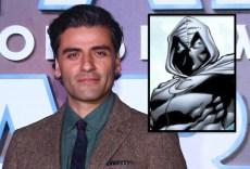 Star Wars' Oscar Isaac in Talks to Play Marvel's Moon Knight for Disney+