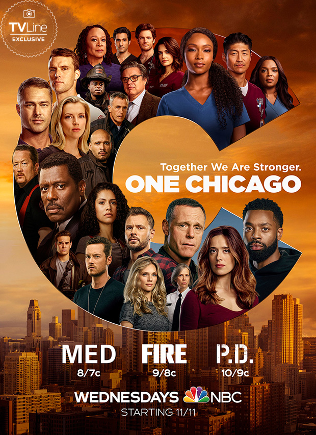 OneChicago Poster