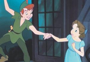 Peter Pan Warning Disney+